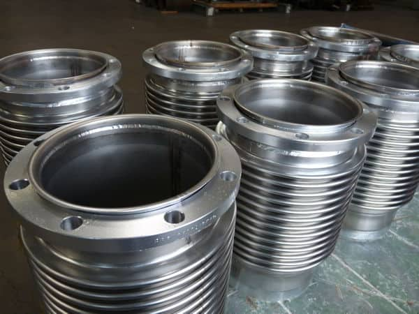C-Manifold Expansion Joints