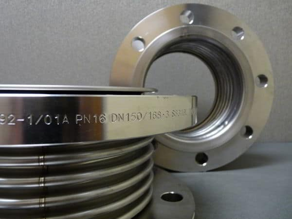 Metric DIN and JIS Expansion Joints