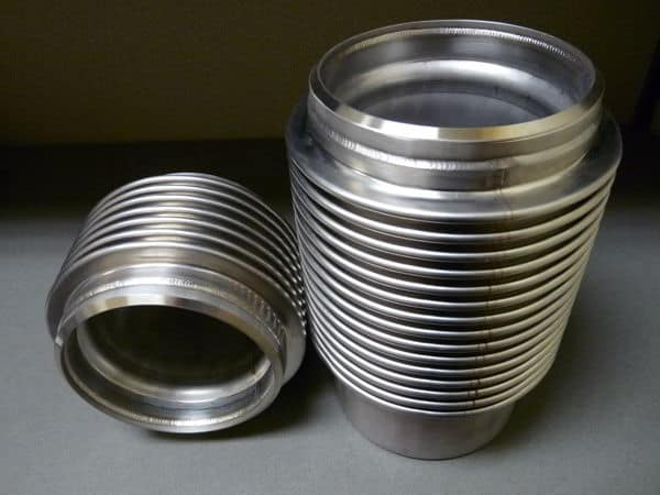 Weld End Expansion Joints