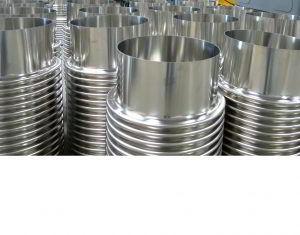 forming metal bellows