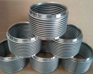 8 Inch Inconel 625 Bellows with Special Macined Ends
