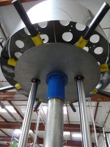 Large Bellows Forming Machine