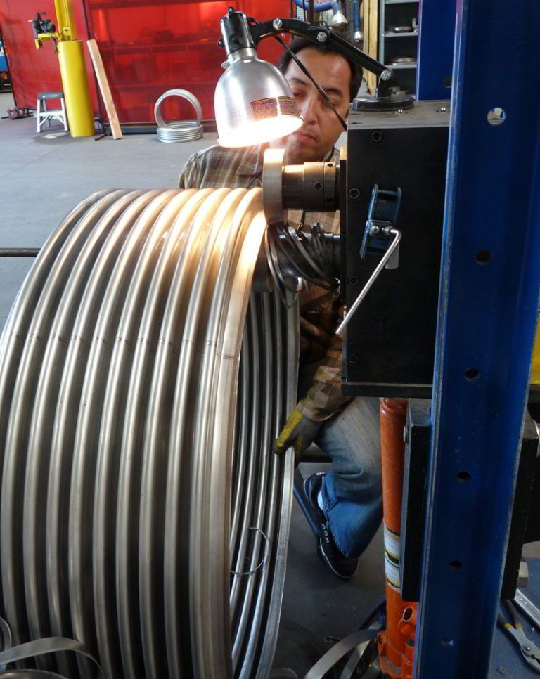 Trimming 30 inch Bellows