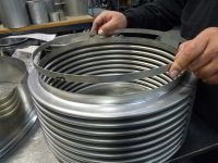 making metal bellows