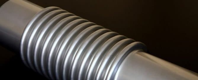 stainless exhaust flex joint